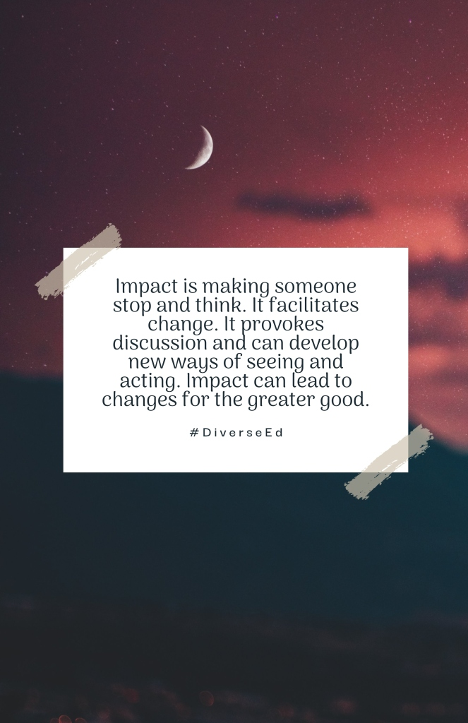 Quote for impact